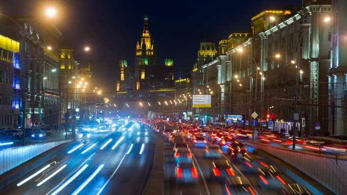 This City Has the Worst Traffic in the World