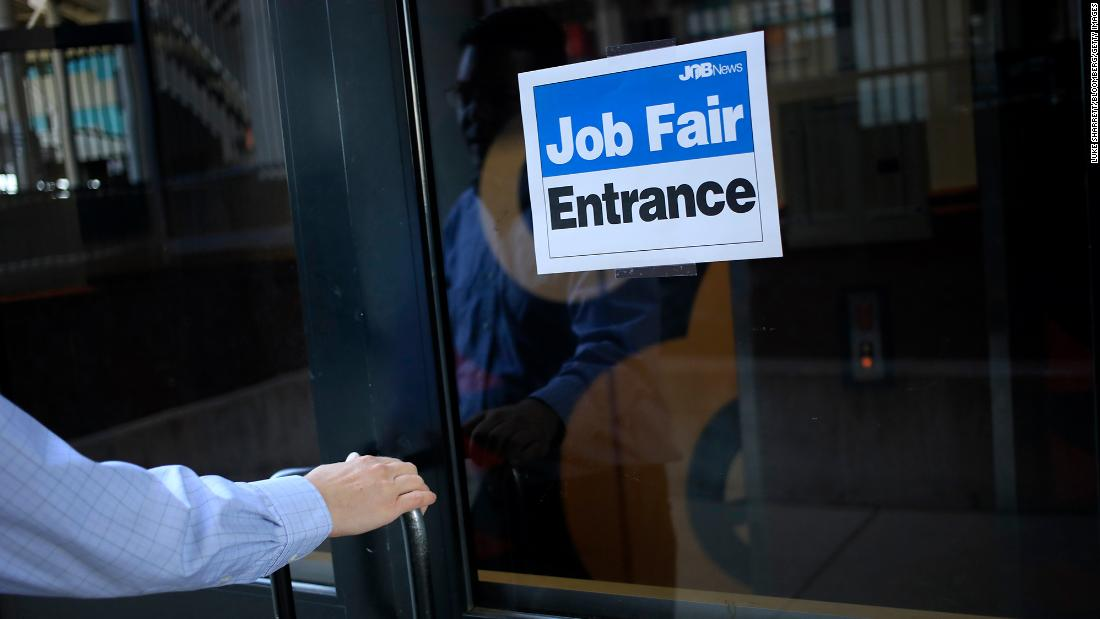 'This is historic progress': Biden on new jobs added in May