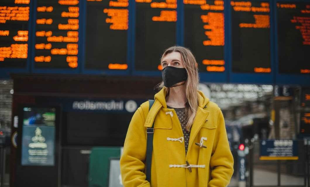 Train and bus firms WON'T force passengers to wear face masks after July 19