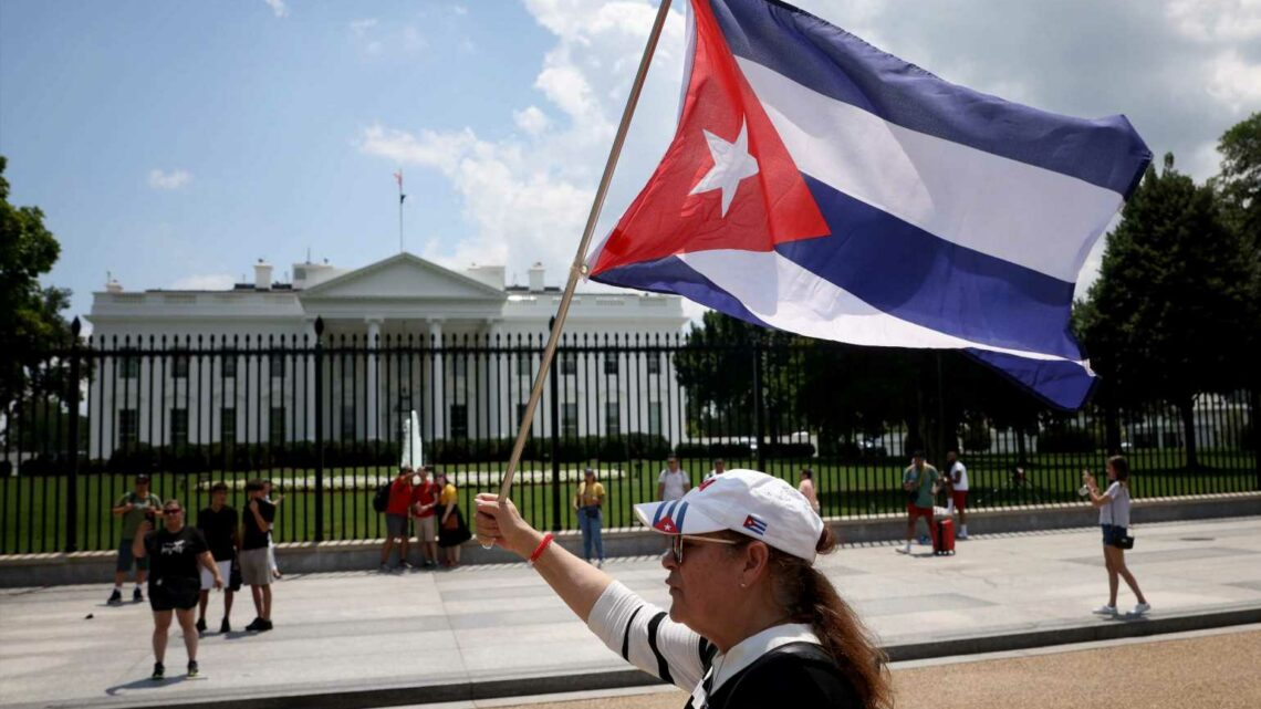 U.S. considering ways to help Cuban people after protests, State Department says