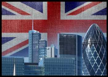 UK GDP Growth Slows More Than Expected In May