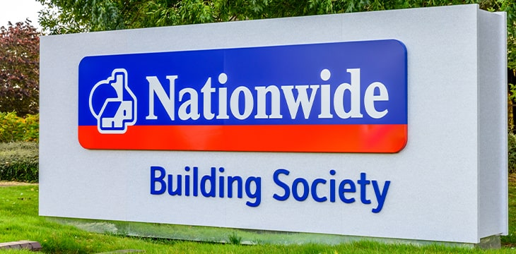 UK Nationwide Building Society latest to review digital currency policies amid crackdown