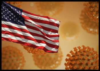 US Reports 12830 New Covid Cases, 345 Deaths; 45.6% Fully Vaccinated
