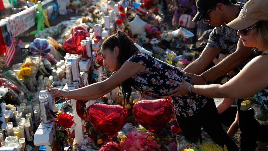 Biden marks El Paso mass shooting by reiterating gun control push, denouncing 'hate-fueled violence'
