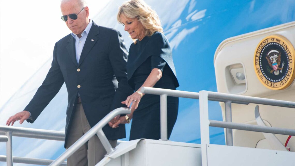 Bidens to meet with families of fallen U.S. service members after deadly attack in Kabul