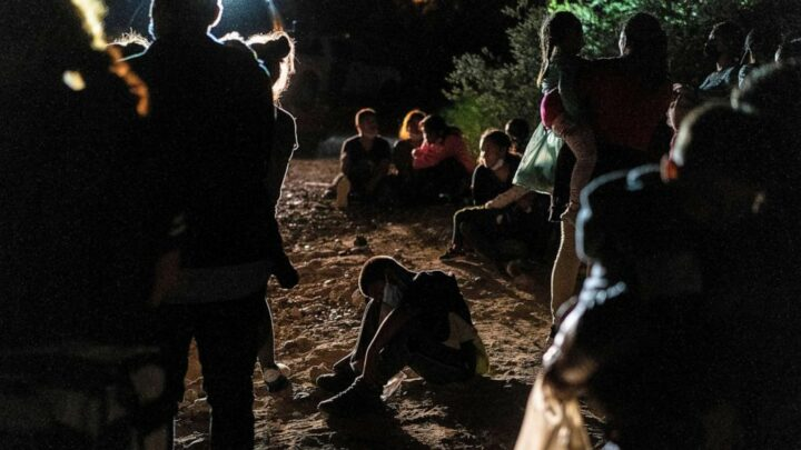 CBP encounters highest monthly number of migrants attempting to cross border since 2000