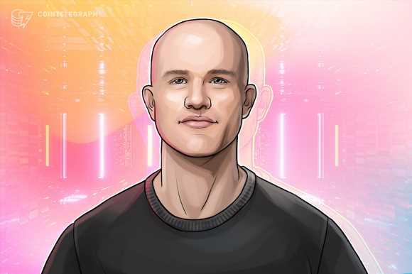 Coinbase CEO Brian Armstrong says proposed crypto tax rule makes no sense