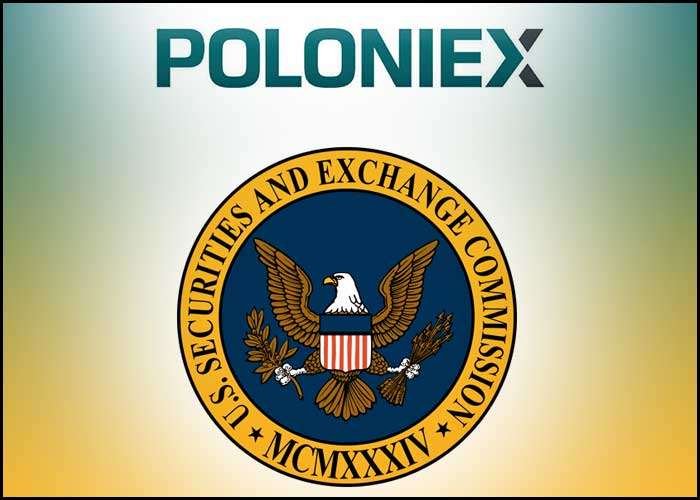 Crypto Exchange Poloniex To Pay $10.4 Mln To Settle SEC Charges