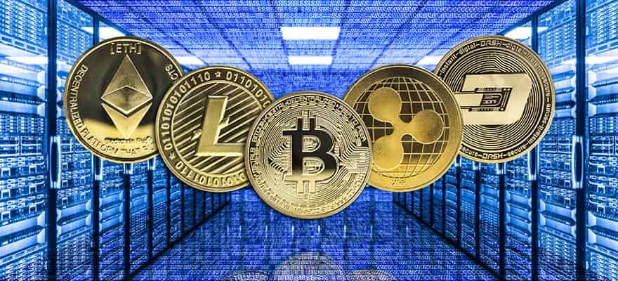 Cryptocurrency Market Cap Reaches $1.7 Trillion