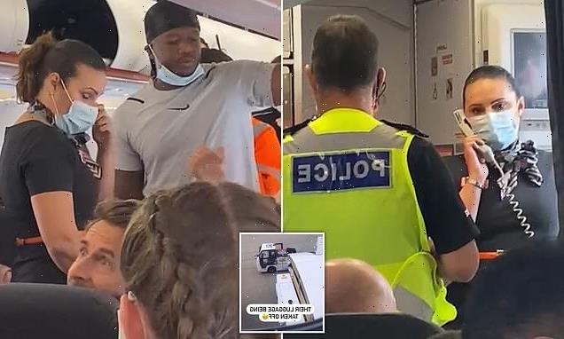 EasyJet passengers mutiny to get CREW thrown off flight to Malaga