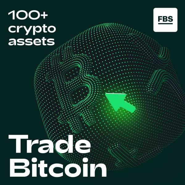 FBS Introduces New Crypto Account with 100+ Crypto Instruments