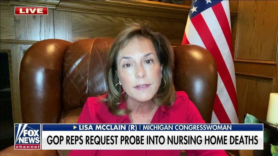 GOP senators demand hearing on nursing home deaths under blue state governors