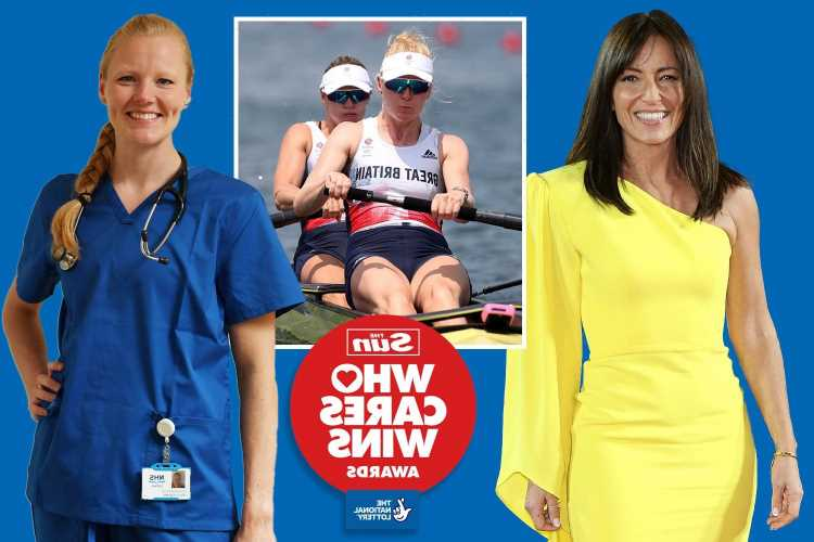 National Lottery announced as sponsors of The Sun's Who Cares Wins awards