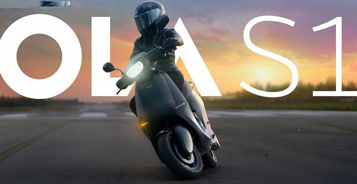 Ola S1 scooters launched, prices start at Rs 99,999