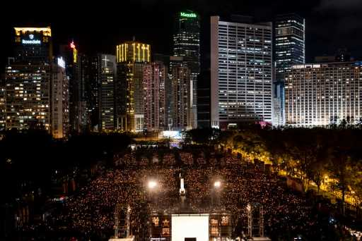 Organizer of Hong Kong Tiananmen anniversary rally investigated by national security police