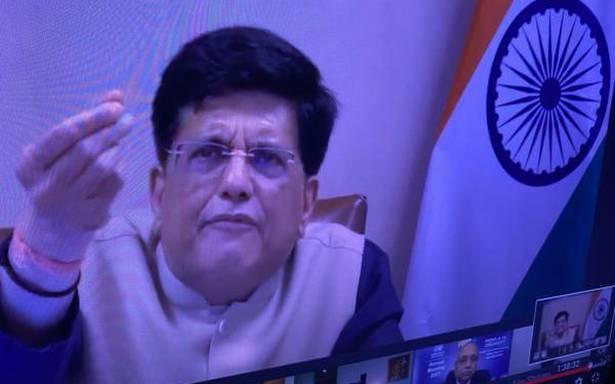 Piyush Goyal terms Indian industry anti-national, raises eyebrows