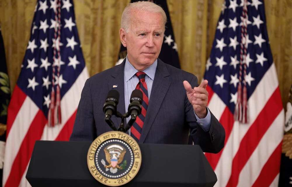 Remember Biden said migrant surge would drop by July? It didn't happen