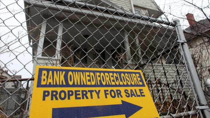 This Is the American City With the Highest Foreclosure Rate
