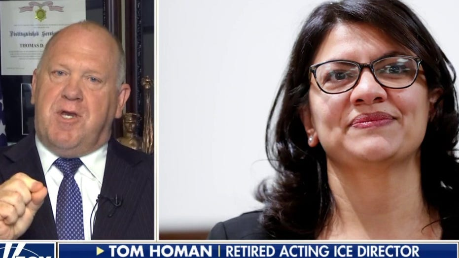 Tlaib claims Michael Brown case 'state sponsored murder' after Obama DOJ probe cleared officer
