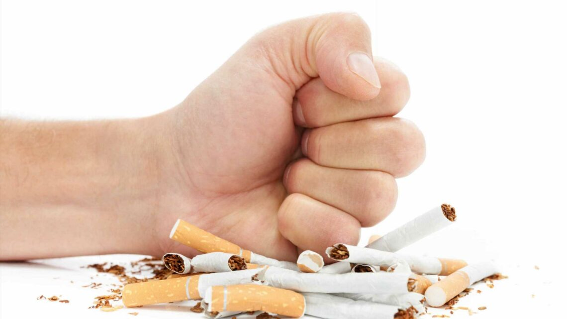 Under-21s could be BANNED from buying cigarettes in plans to get UK smoke-free