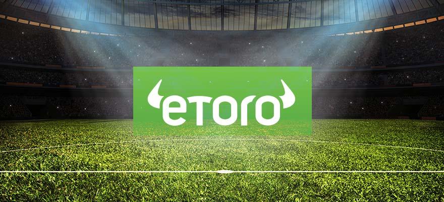 eToro Becomes Sponsor of British Football Club Aston Villa