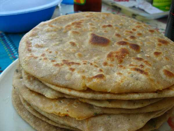 '18% GST on parathas, as they are not ready-to-eat'