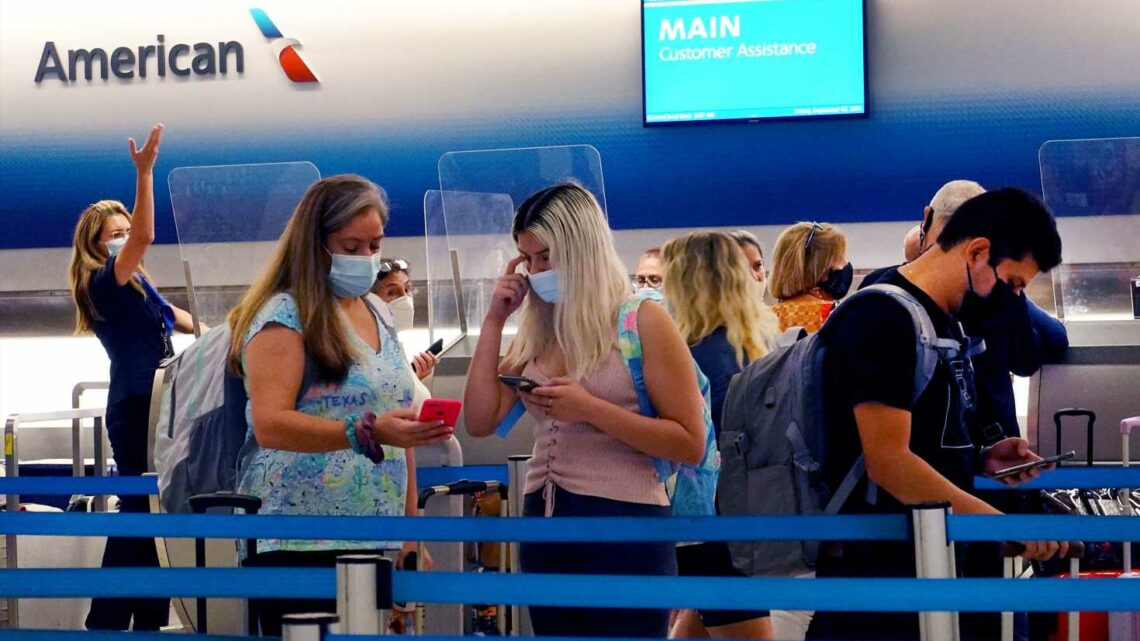 Airline stocks shake off softening demand, but trader warns 'line of least resistance' is lower