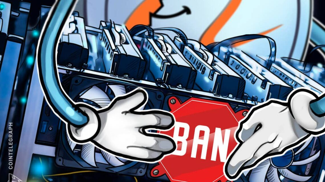 Alibaba to ban crypto miner sales amid Chinese crackdown