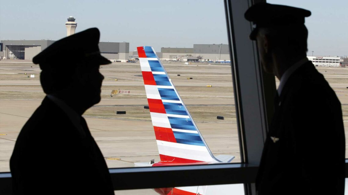 American Airlines pilots' union plan airport pickets as labor tension over fatigue, overscheduling heats up