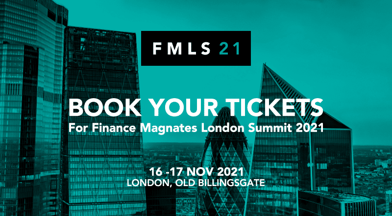 Book Your Tickets for Finance Magnates London Summit 2021