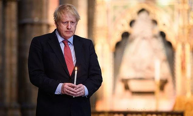 Boris calls on leaders to 'blow out the candles of a world on fire'