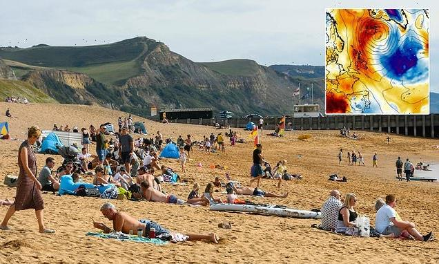 Britain set to be hotter than Portugal next week – with highs of 77F