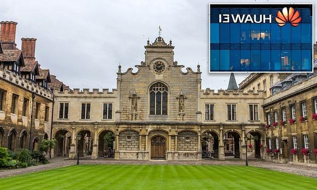 Calls for inquiry as Huawei 'infiltrates' Cambridge research centre