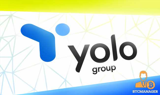 Coingaming Group Rebrands as Yolo Group