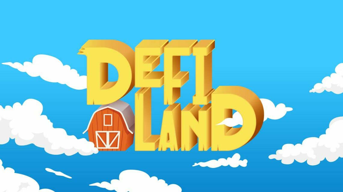 DeFi Land Completes $4.1M Round To Launch Gamified Decentralized Finance Game On Solana