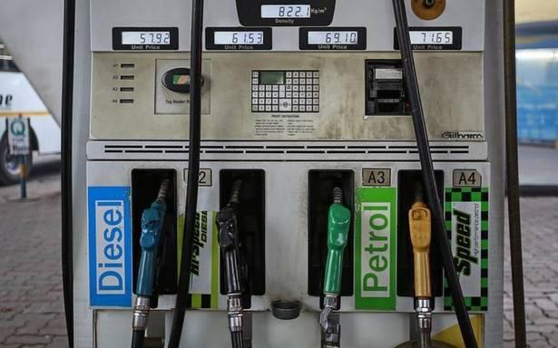 Diesel price hiked, no change in petrol rate