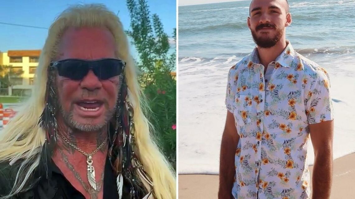 Dog the Bounty Hunter is 'obstructing' Brian Laundrie search, PI claims as internet mocks him for Monster can 'evidence'