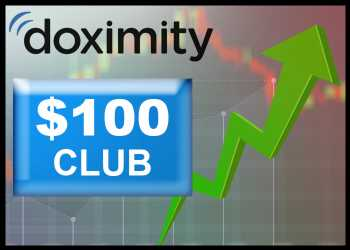 Doximity Enters $100 Share Price Club