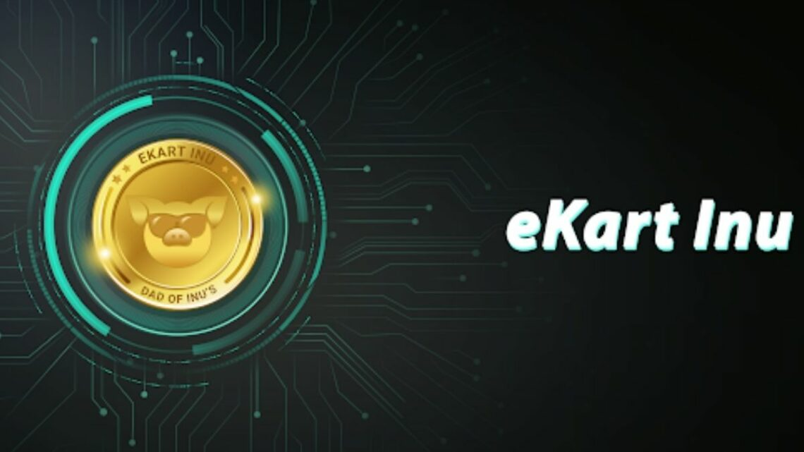 Ekart INU Announces Its Presale Phase Round 3 Among Other Incentives