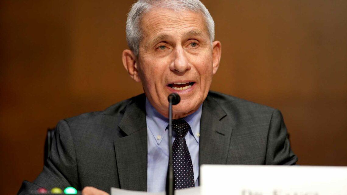 Fauci says the new mu Covid strain isn't an immediate threat in the U.S.