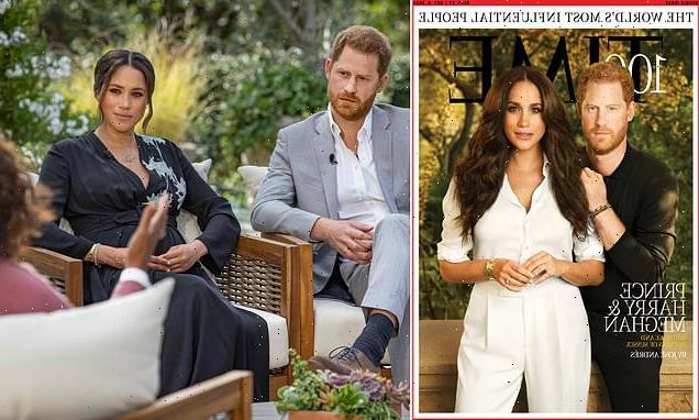 Harry and Markle in Time's 'world's 100 most influential people'