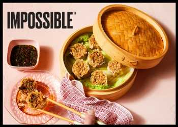 Impossible Launches Plant-based Pork In Restaurants