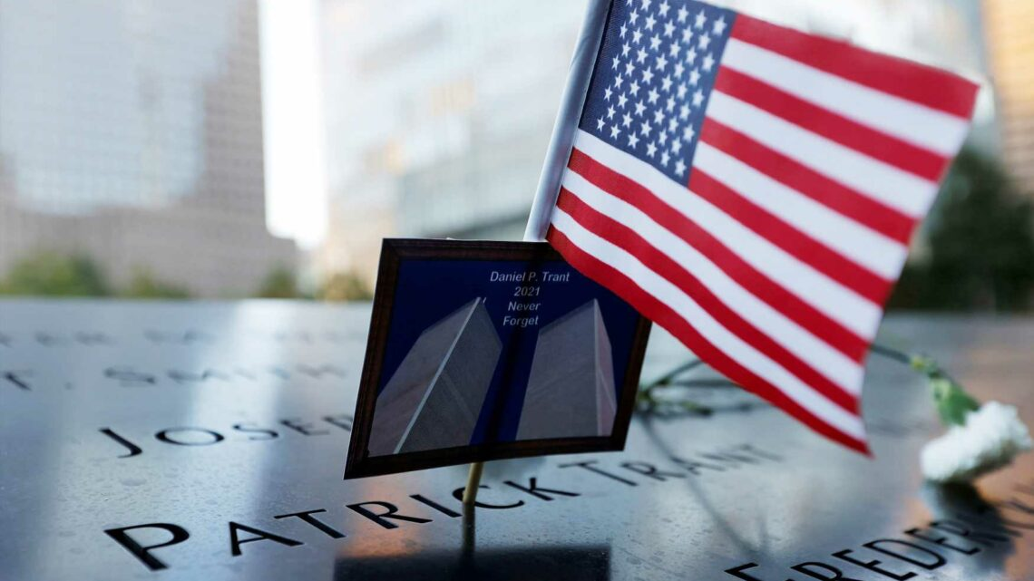 In pictures: A nation marks the 20th anniversary of the 9/11 terror attacks