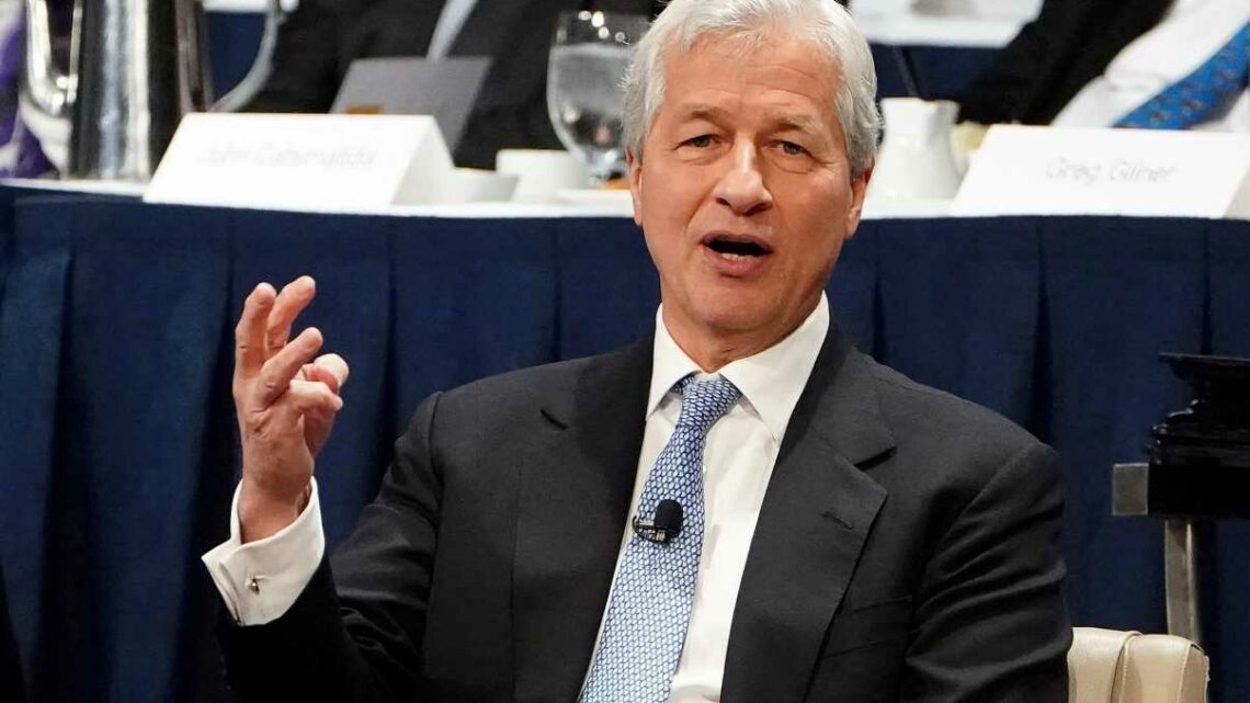 JPMorgan's Jamie Dimon cautions a U.S. default would be 'potentially catastrophic'