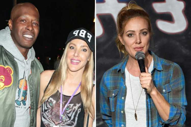 Kate Quigley speaks out about fentanyl overdose that killed Fuquan Johnson & warns fans against 'illegal drugs'