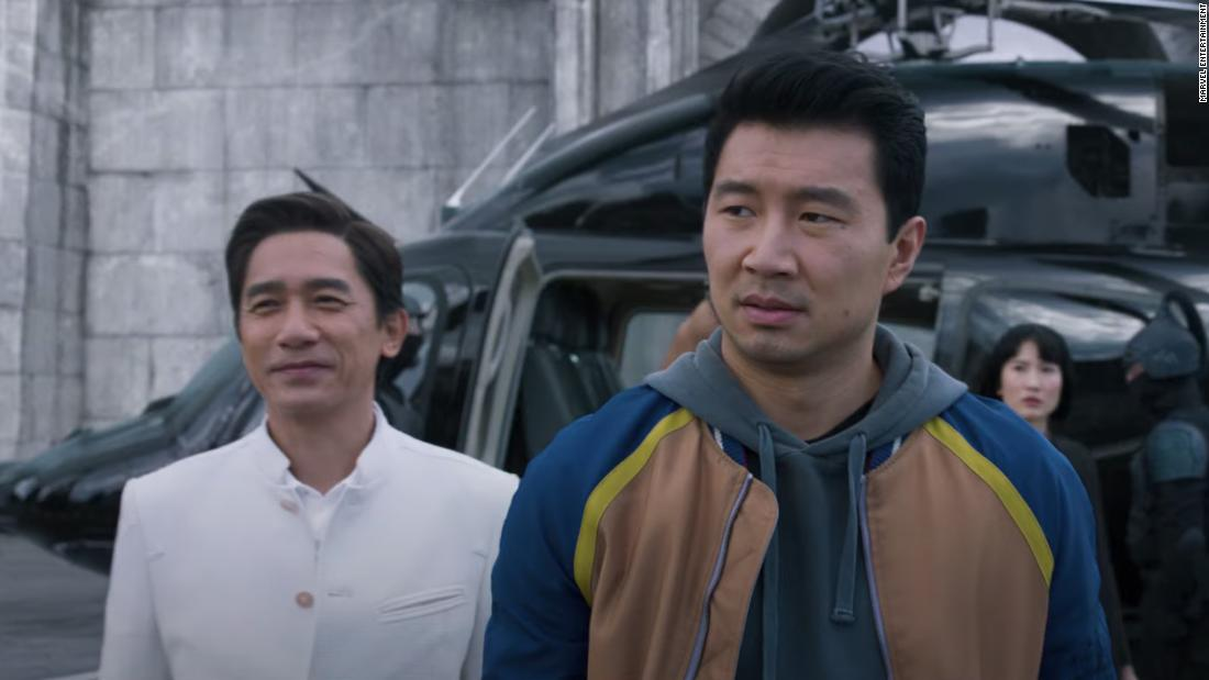 Marvel introduces first Asian superhero in new trailer