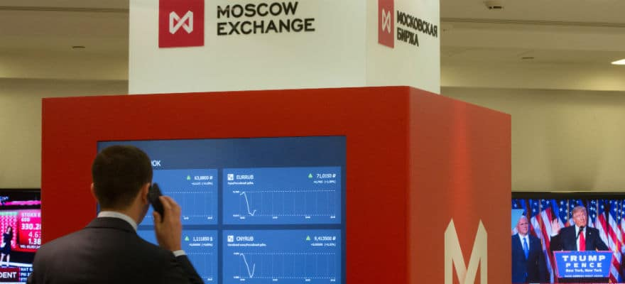 Moscow Exchange Witnesses a 5.9% Jump in Trading Volumes during August 2021