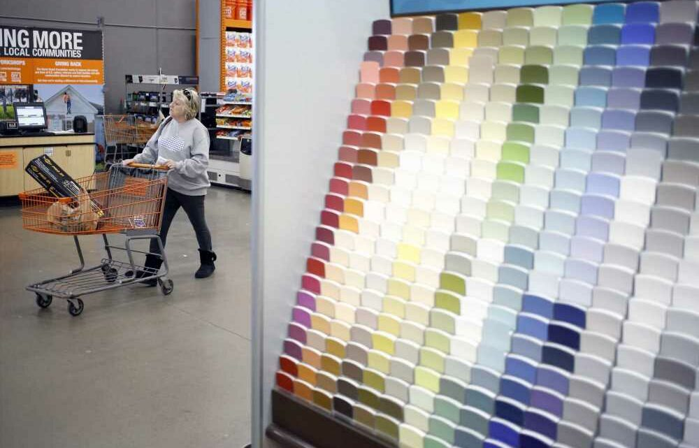 Paint is getting costlier and harder to find, and this could just be the beginning