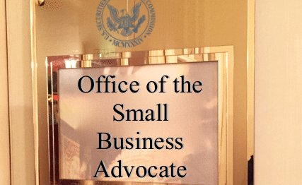SEC Hands Report to Congress on Capital Formation