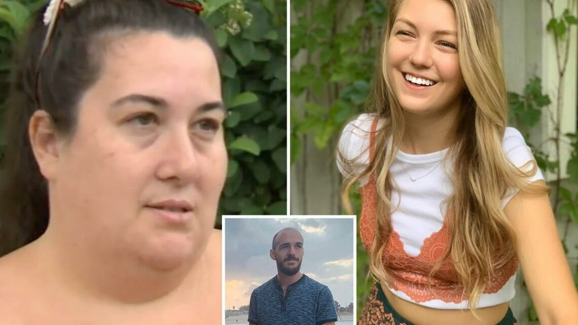 Sister of Gabby Petito's fiance Brian Laundrie insists her family 'want her found' as she speaks out on disappearance
